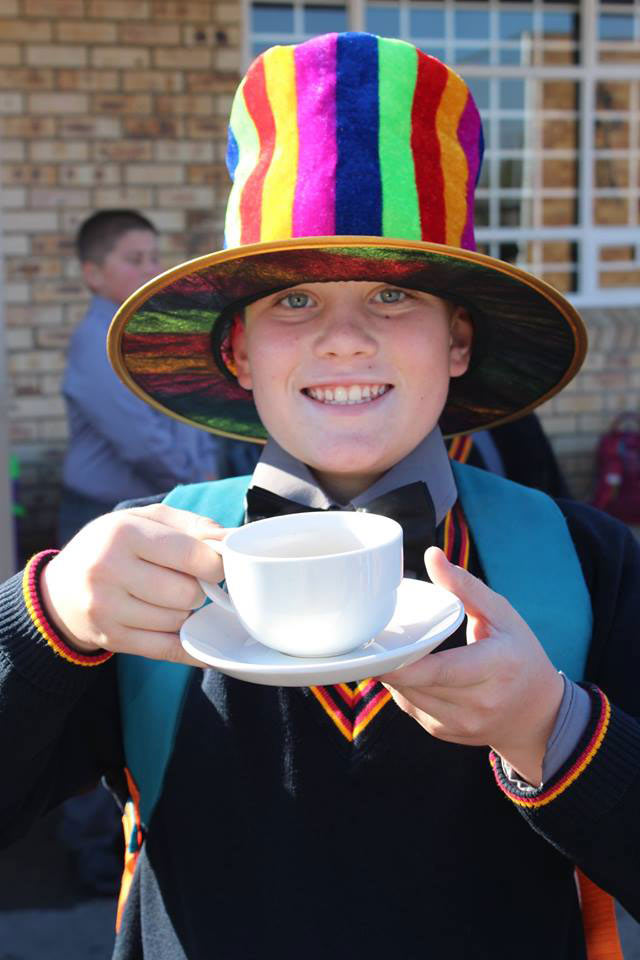 Laerskool Lahoff English High Tea