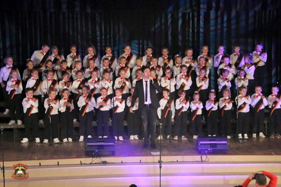 Laerskool Lahoff Juniorkoor En Snr Sanggroep
