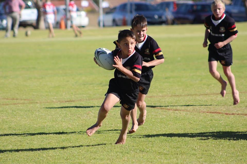 Laerskool Lahoff Rugby