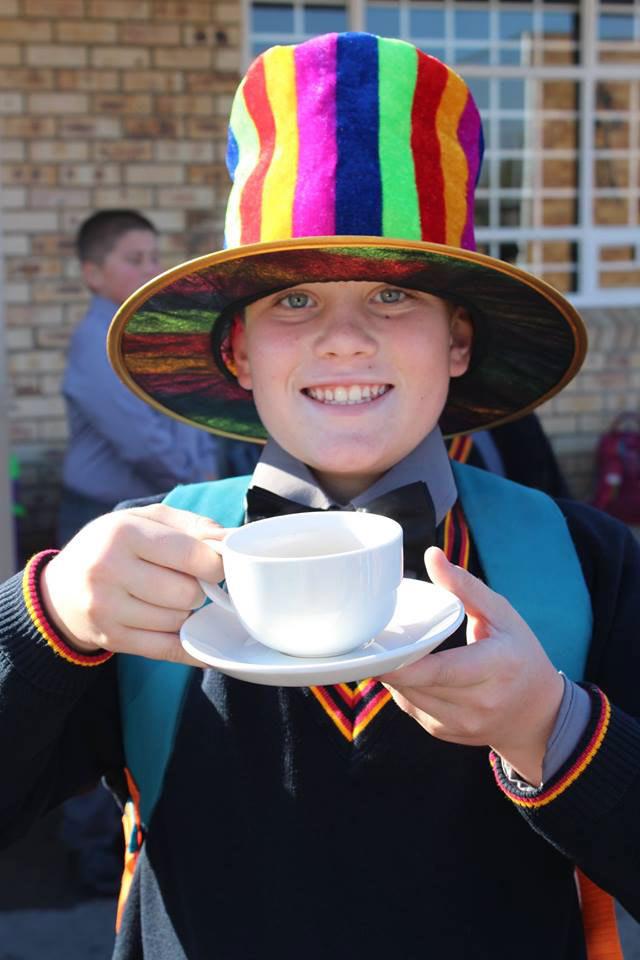 Laerskool Lahoff English High Tea